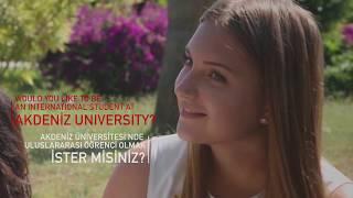 AKDENİZ YÖS - 2018 Tanıtım Filmi