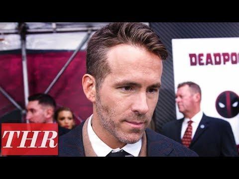 Ryan Reynolds on 'Deadpool 2' Premiere Red Carpet   THR