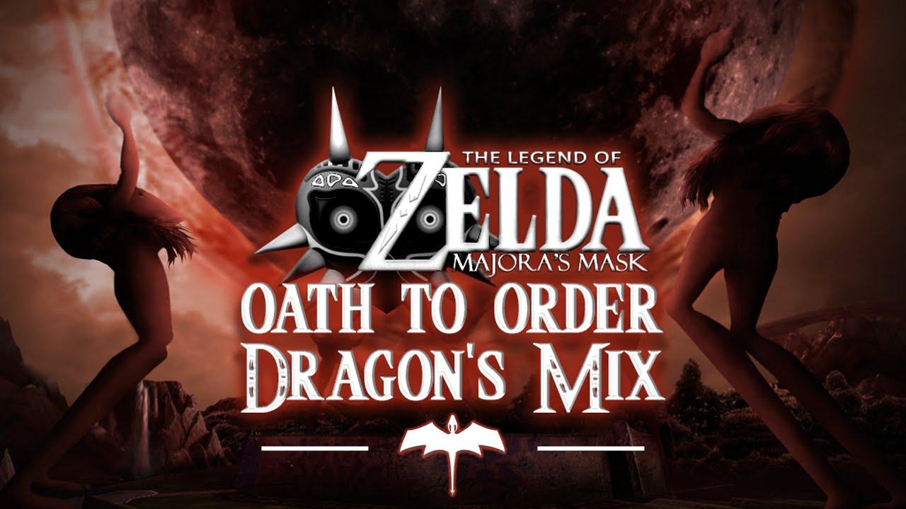 Legend of Zelda Majora's Mask - Oath to Order [Dragon's ...
