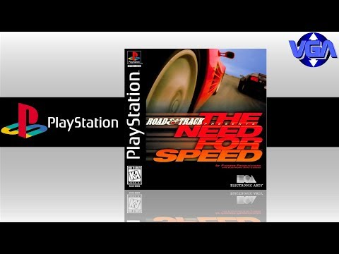 Need For Speed Gameplay PS1  ( 1994 )