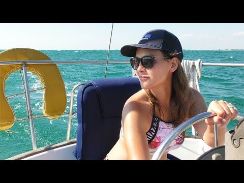 41. Offshore on an Unfit Boat | Learning the Lines - DIY Sai