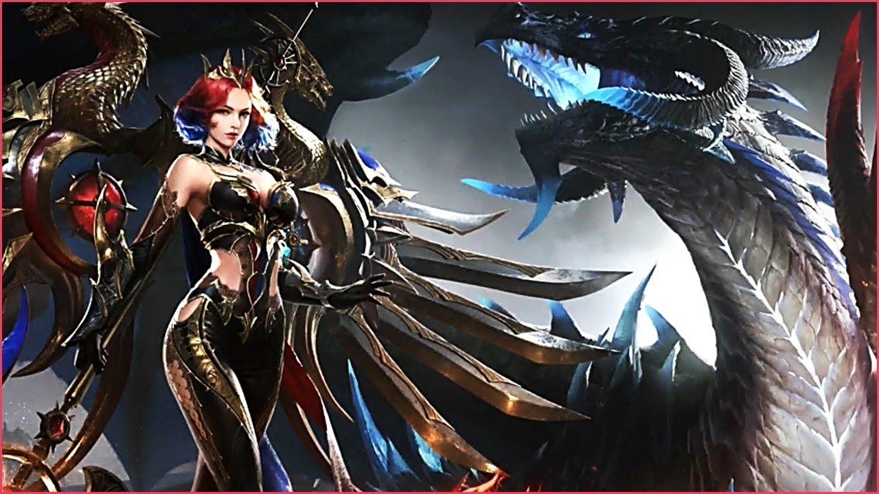 '이터:던전의 포식자' 핵앤슬래시 MMORPG 액션 모바일게임 Lv 80 Android Gameplay | 정보는 댓글에 있어요😍
