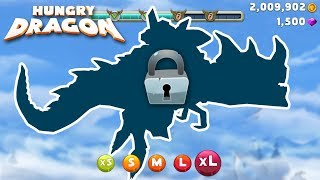The NEW T.REX Dragon!!! - Hungry Dragon Ep24