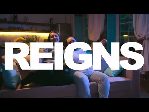 IDLES - REIGNS  (Official Video)