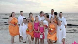 Sarah & Wes - Destin Florida Beach Wedding - Jubilee Photography 850-459-7751