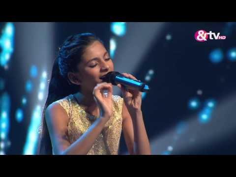 Saanvi Shetty - Sun Saathiya - Liveshows - Episode 18 - The Voice India Kids