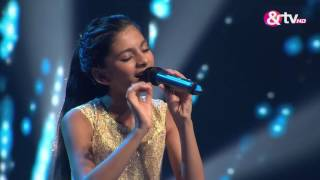 Video Saanvi Shetty - Sun Saathiya - Liveshows - Episode 18 - The Voice India Kids download MP3, 3GP, MP4, WEBM, AVI, FLV Januari 2018
