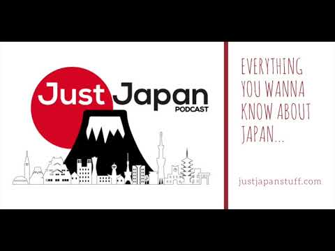 Just Japan Podcast 170: Goals for 2018