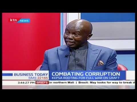 Business Today: Combating corruption, president Uhuru Kenyatta host corruption summit
