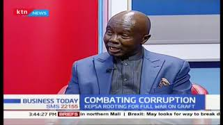 Business Today: Combating corruption, president Uhuru Kenyatta host corruption summit