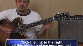 Gambar cover 3 Doors Down - Kryptonite Guitar Lesson - Learn How to Play on Guitar