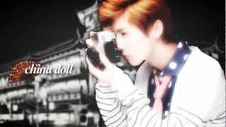 lu han ✖ i can be your china doll