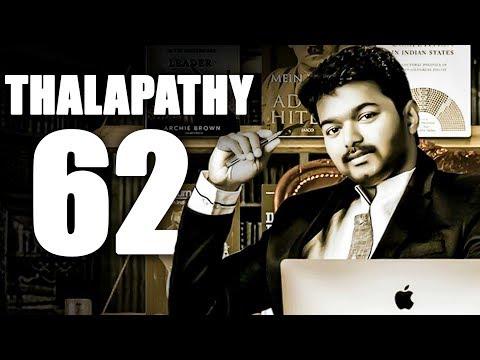 HOT: Thalapathy 62 next step update! | A.R.Murugadoss | TK 927 thumbnail