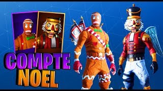 MY NEW FREE !!! / PRESENTATION CASIER ON FORTNITE Battle Royale