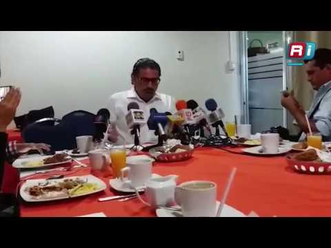 Omar Osuna, se deslinda del tiburonario