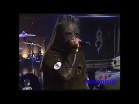 slipknot:-the-heretic-anthem---live-on-conan---2001