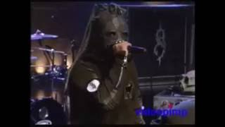 Download Slipknot: The Heretic Anthem - Live on Conan - 2001