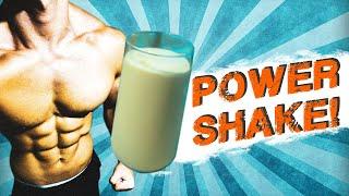 Kilo Aldıran Shake Tarifi! PowerShake! 💯💥 #shreddedkitchen