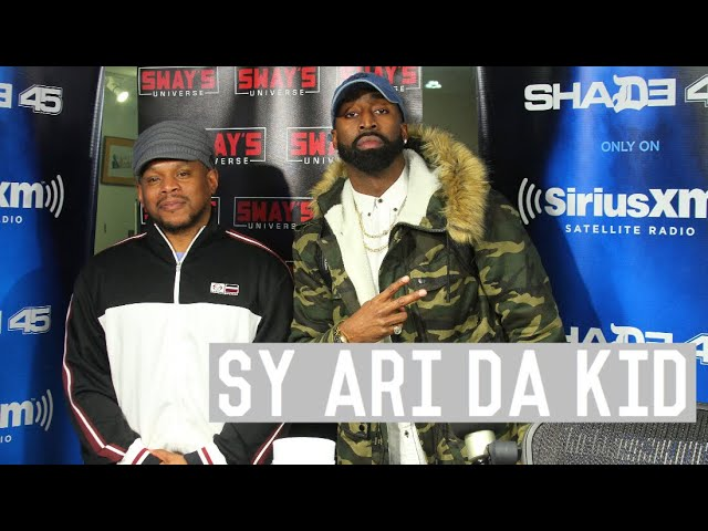 Sy Ari Da Kid Talks 'Better Safe Than Sy Ari' Project and Spits Some Fire