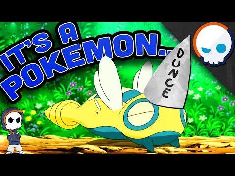 Dunsparce is the MOST Middle Pokemon | Gnoggin