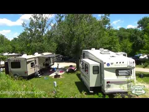 Viking Lake State Park Campground Stanton Iowa IA - CampgroundViews.com