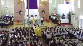 Niềm Vinh Dự Của Tôi - Thứ Năm Tuần Thánh 2017