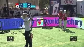 Recurve Women Individual Gold Stage 3 ANTALYA Archery World