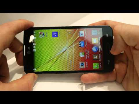 LG L65 Hands On