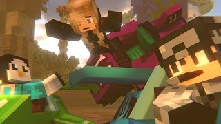TIME TO RACE in 360° Degrees! 4K [Hypixel Turbo Kart Racers] (Minecraft) thumbnail