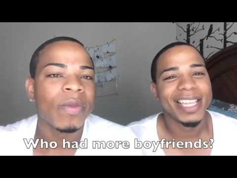 Coming out & Growing up Gay in Jamaica, the Twins Speak!