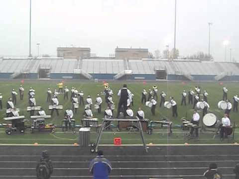 pueblo south high school marching band 1st competition Pamona  10/06/12