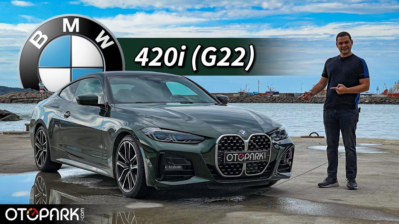 BMW 420i Coupe G22 | TEST | Otopark.com
