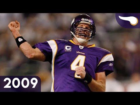 Cowboys vs. Vikings (Div. Playoffs, 2009) Classic Highlights