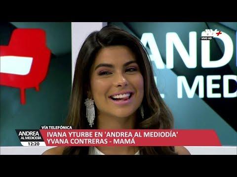 ANDREA AL MEDIODIA - IVANA YTURBE - 17/05/18 - JUEVES 17 DE MAYO DEL 2018