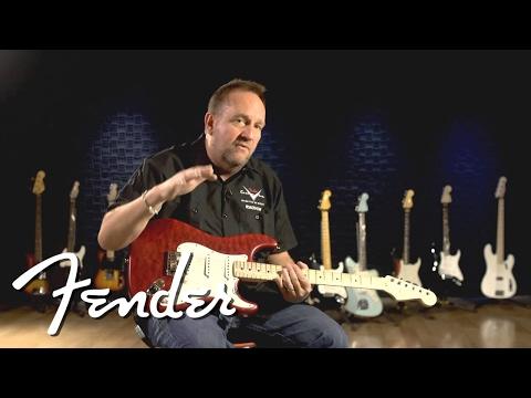 Fender Custom Shop 2014 Custom Deluxe Strat | Fender