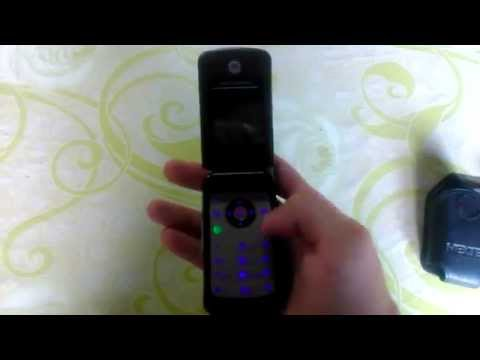 Motorola MOTO i776 Video clips