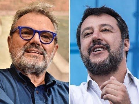 Oliviero Toscani condannato per aver diffamato Salvini Ecco quanto paghera'