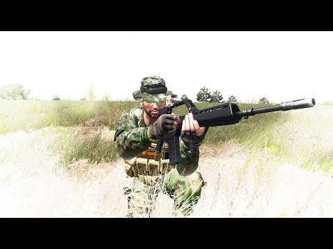 Arma 3 Simulacion Brigada Hispania Op Ojo por ojo