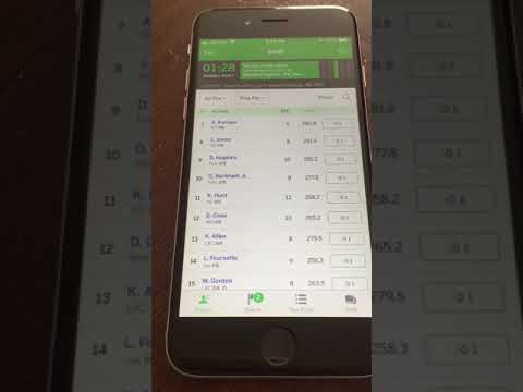 How To Draft Using The Espn App For Fantasy Football On An IPhone