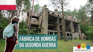 ANTIGA FÁBRICA DE BOMBAS DA SEGUNDA GUERRA - Alemanizando