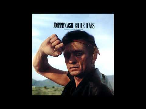 Johnny Cash - Bitter Tears: Ballads Of The American Indian (1964) FULL ALBUM