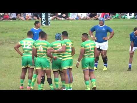 U18 Tupou College vs Liahona – Senior Grand Final