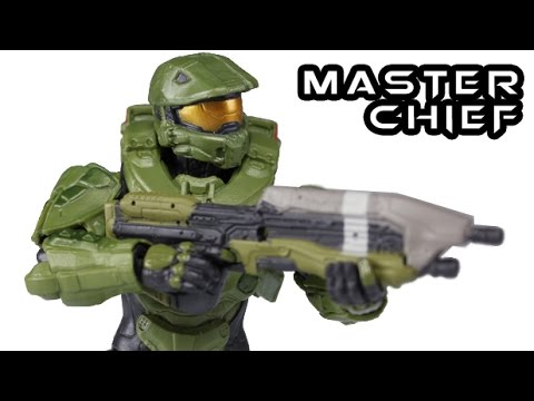 Mattel Halo 5 MASTER CHIEF 6 Inch Figure Review