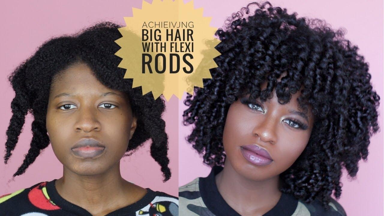 natural hair achieve big