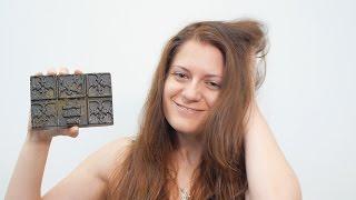 Video Lush Henna Hair Dye Caca Marron Lush Fresh Handmade