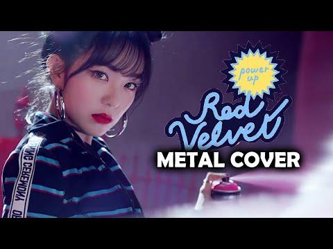 Red Velvet - Power Up // Metal Cover