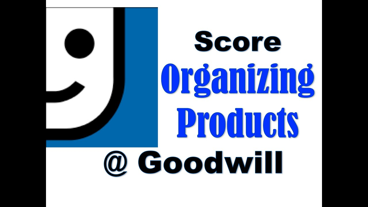 Goodwill for organization youtube for Is goodwill a non profit organization