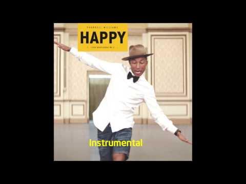 Pharrell Williams - Happy (INSTRUMENTAL+LYRICS)