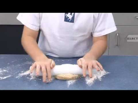 Cheese Straws: A Classroom Demonstration