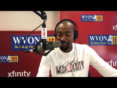 The Magic of Laughter with comedian Damon Williams